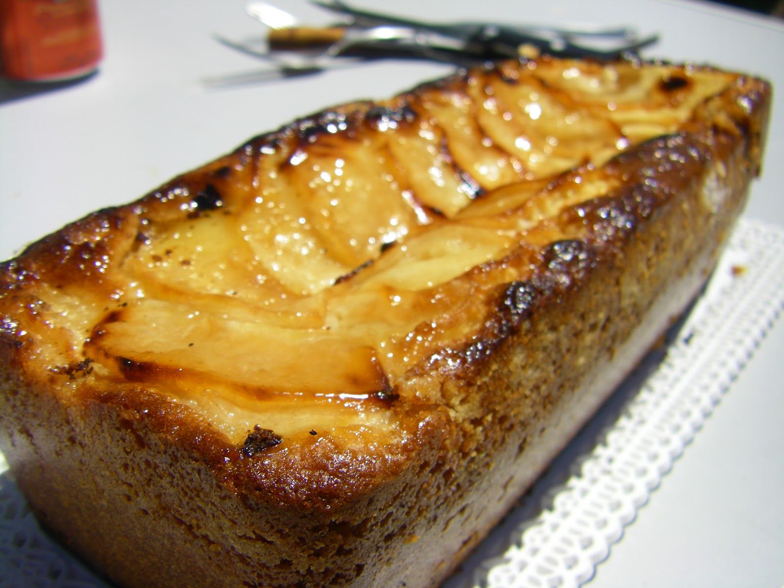 Bizcocho Jugoso De Manzana Sin Gluten Una Receta De