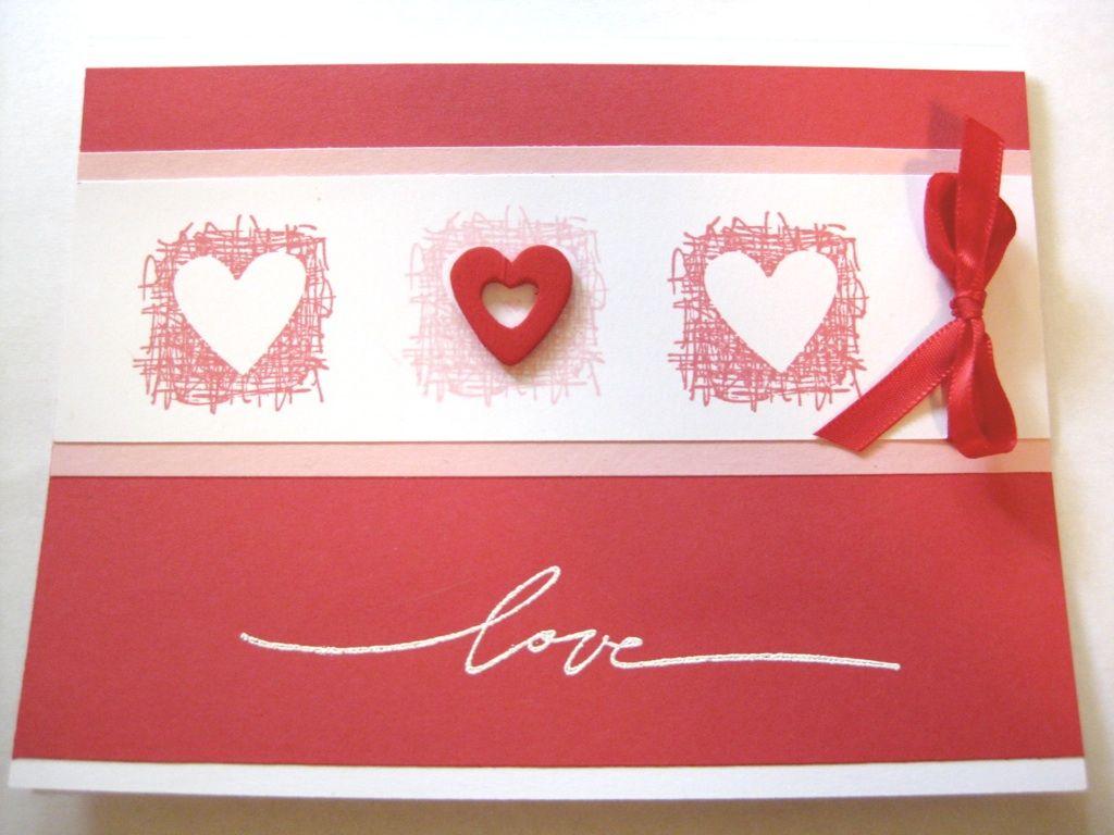 my valentine card | Cards | Pinterest