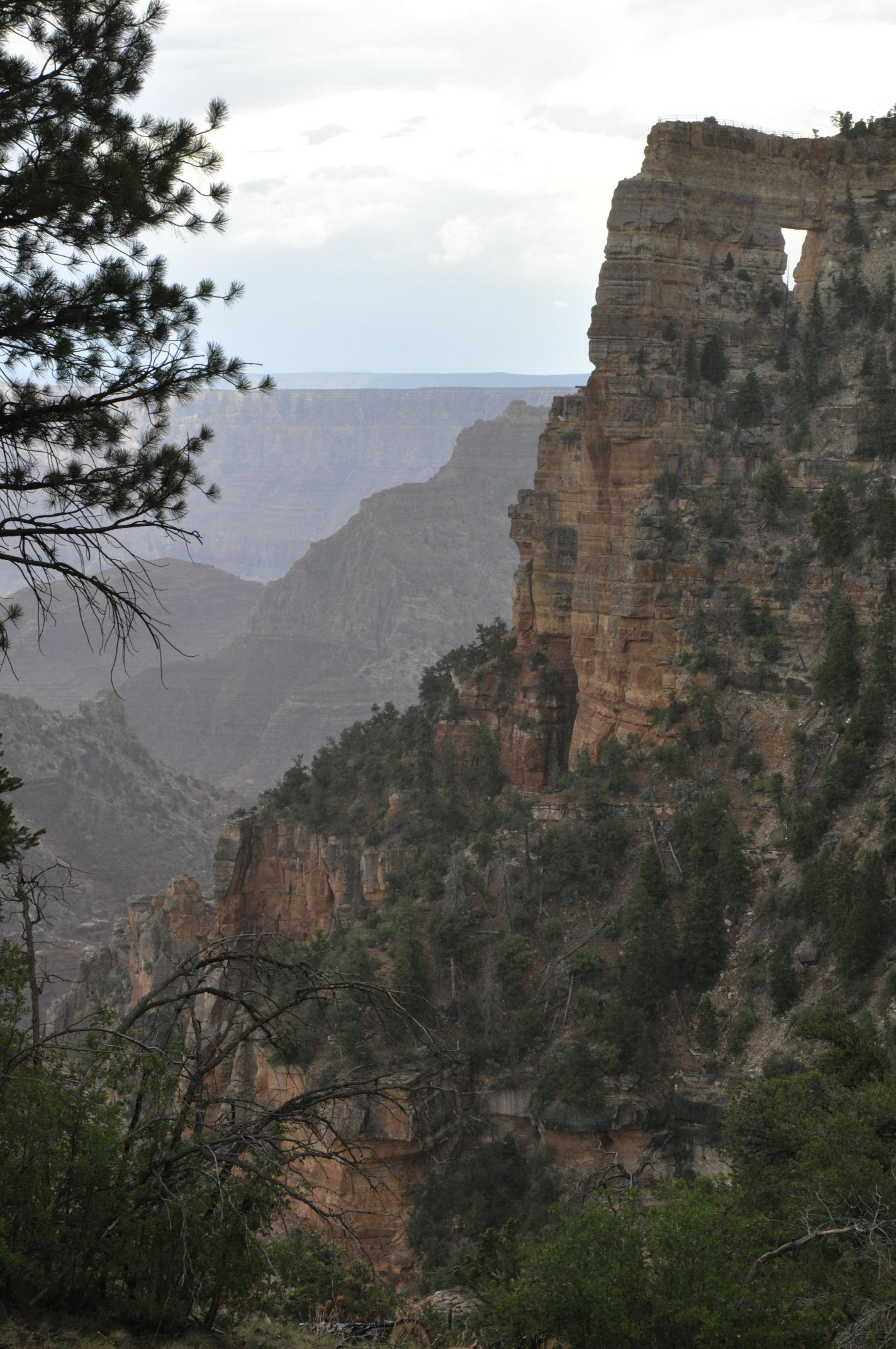 grand canyon north rim 4th of july
