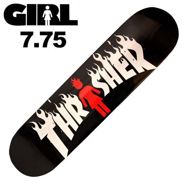 girl スケボー