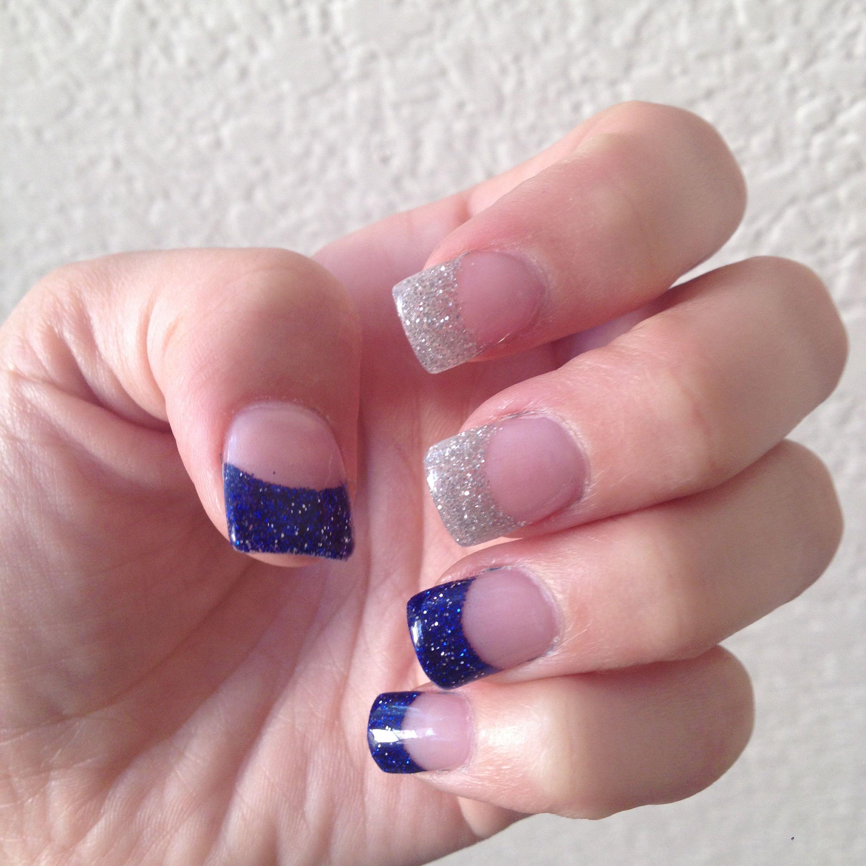 Dallas Cowboys nails   Design that I love   Pinterest