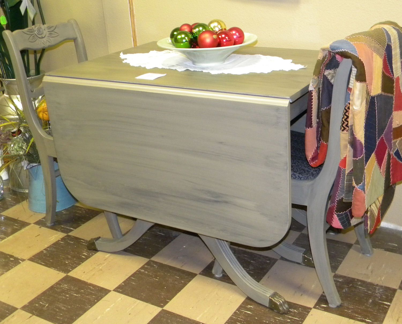 Fold Down Leaf Table Kitchen Pinterest