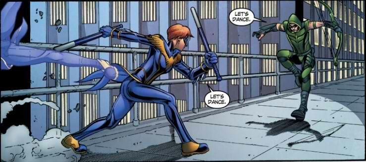 Nightwing Vs. Green Arrow | Smallville - 84.4KB