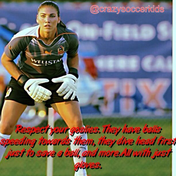 Hope Solo Soccer Quotes. QuotesGram