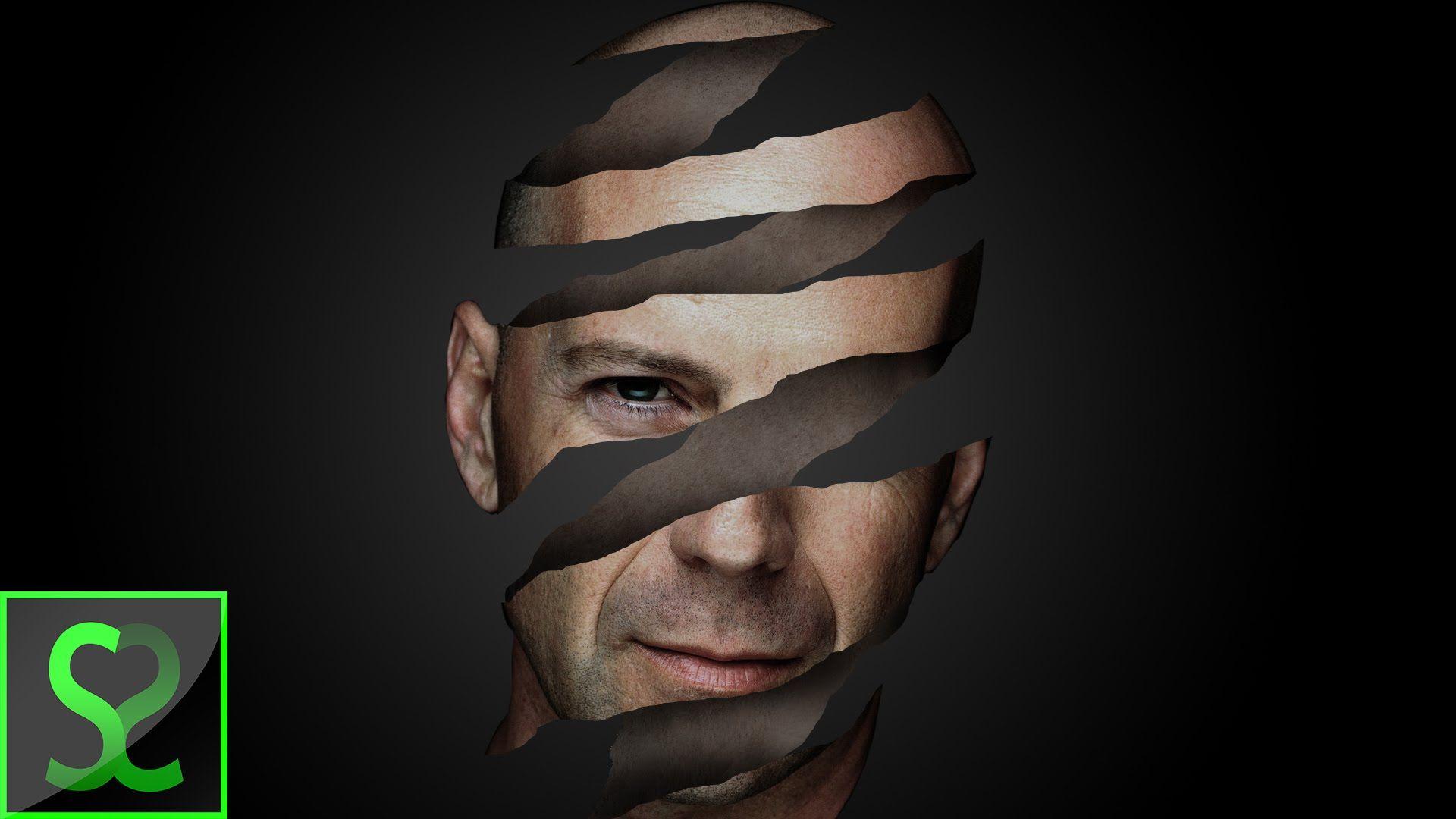 Eye photo manipulation tutorial
