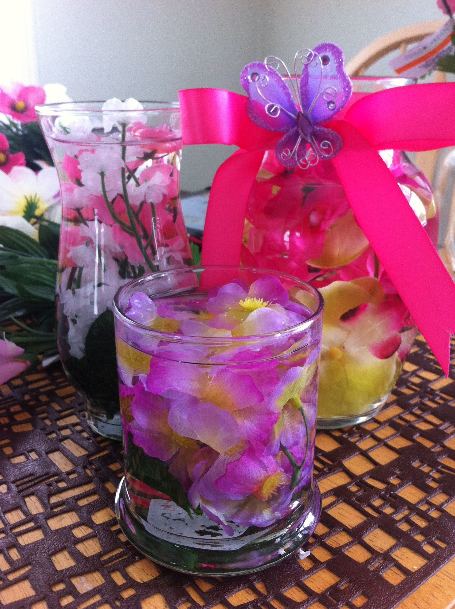 butterfly baby shower centerpieces baby fitzke baby shower pint