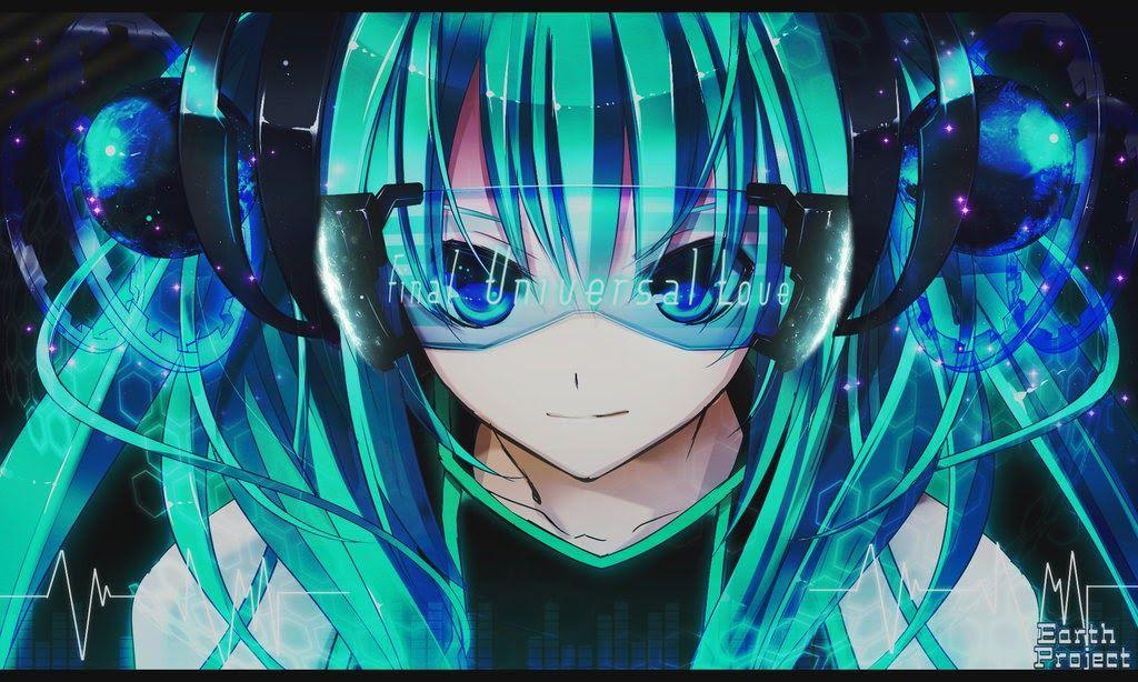 Anime Wallpaper Nightcore Anime Music Pinterest