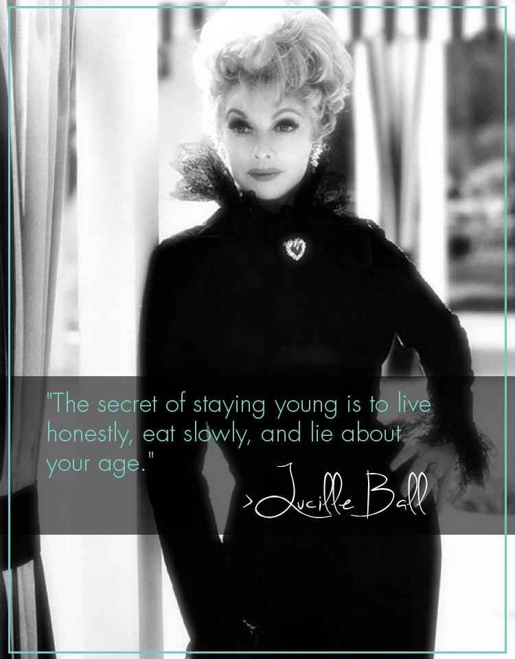 Birthday Quotes I Love Lucy. QuotesGram Lucille Ball Quotes