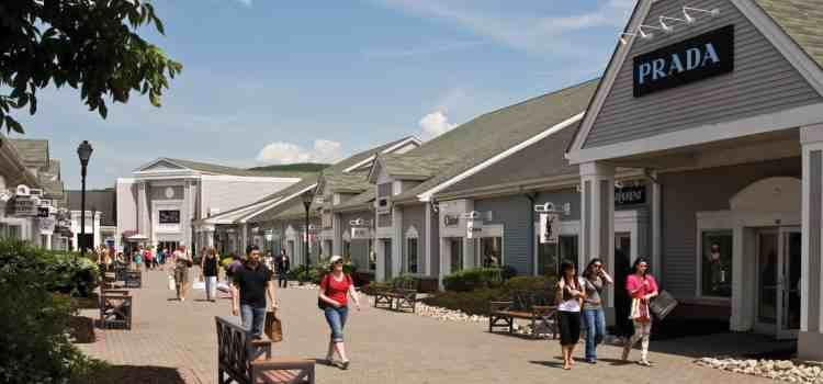Outlet Woodbury Commons New York