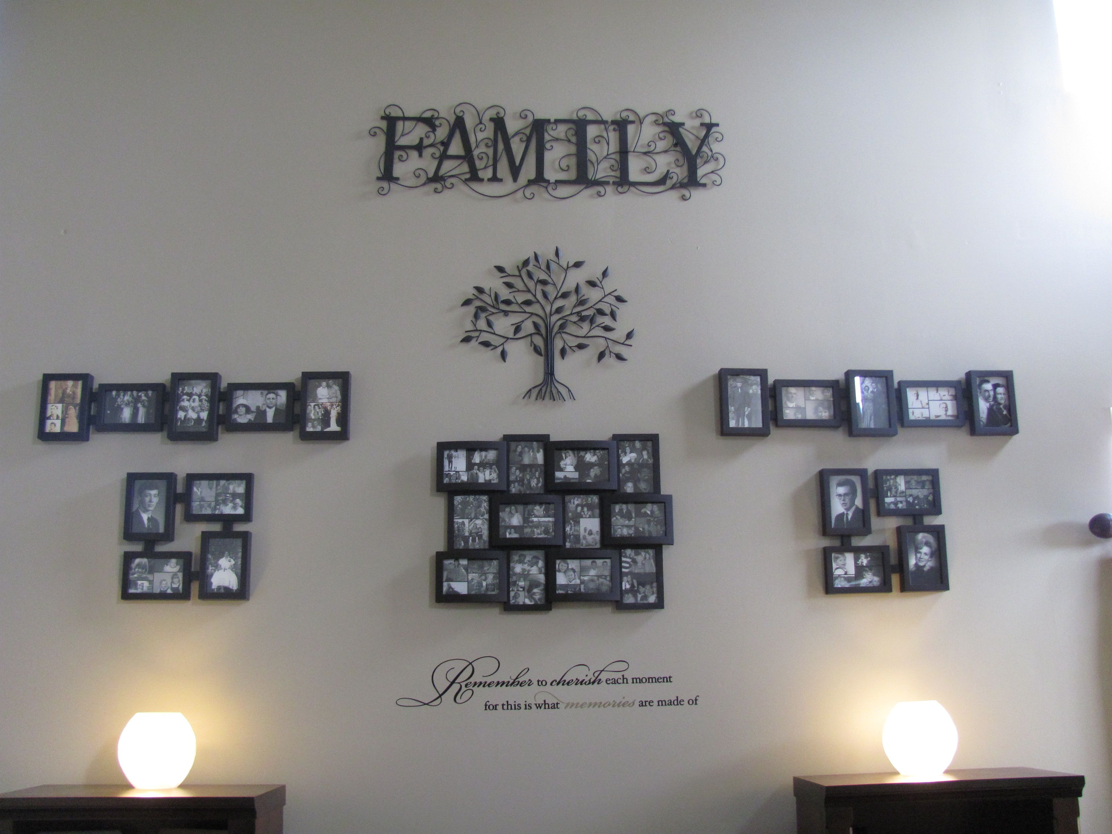Family Tree Wall Decor For The Home Pinterest