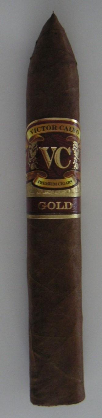 Victor Calvo Gold Belicoso Cigar