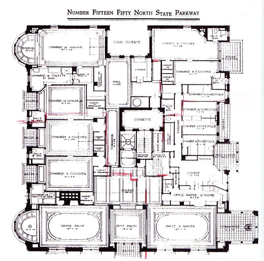 100 E Huron Floor Plans