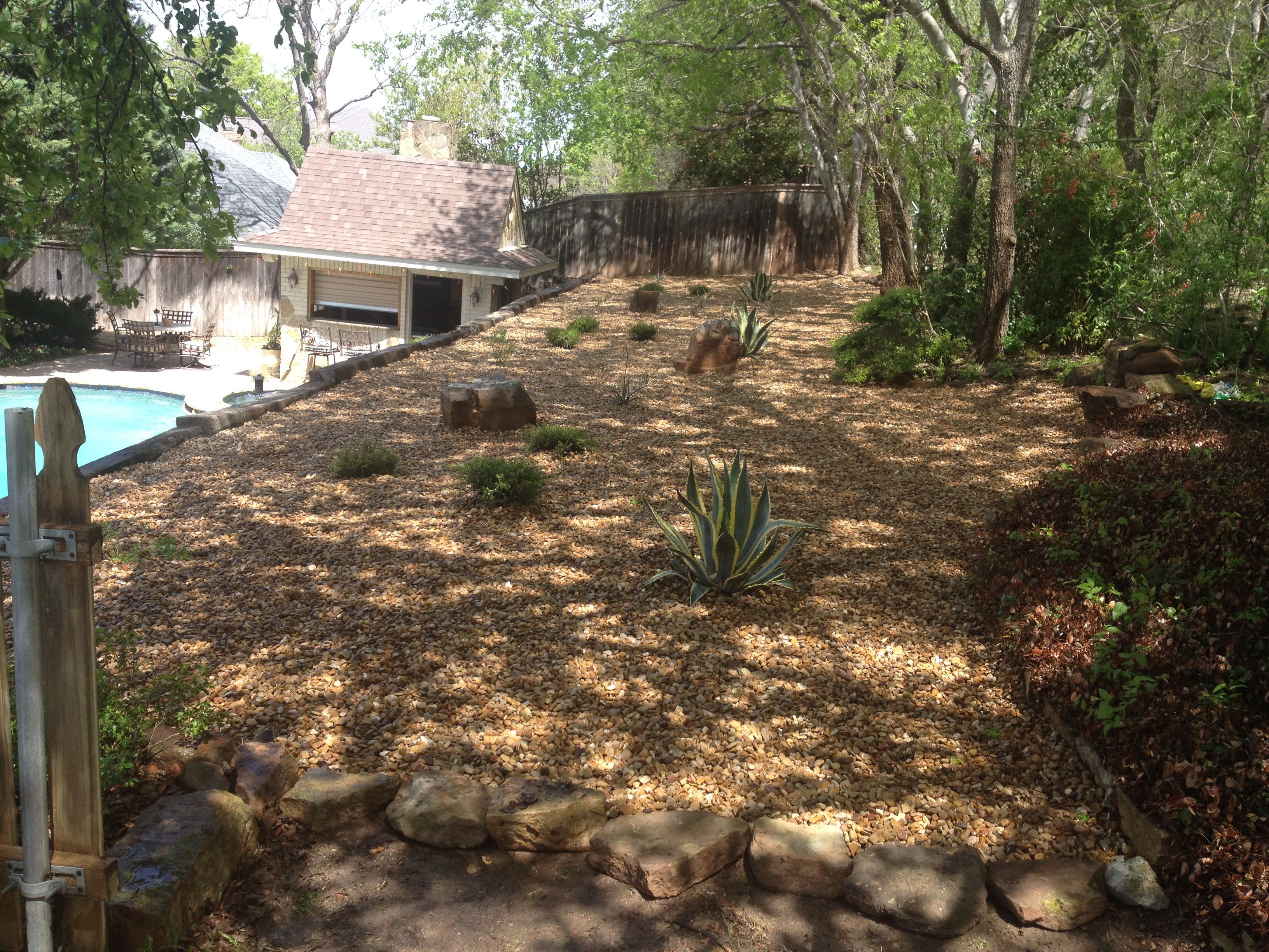 Garden Design Xeriscaping  Small Backyard Landscaping Ideas
