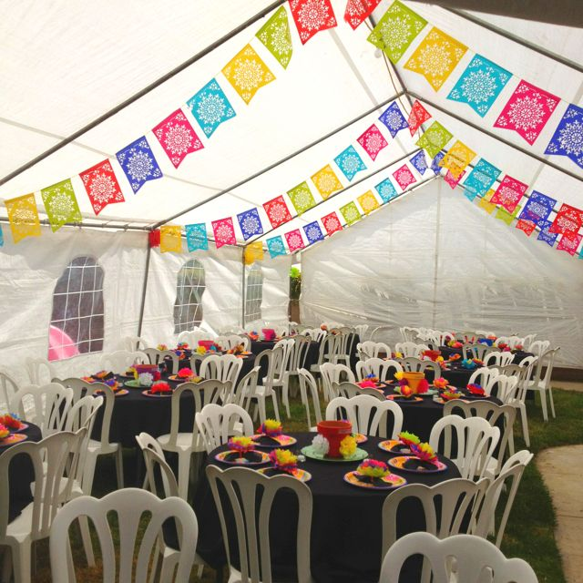 Mexican fiesta party decorating ideas pinterest for 5 de mayo party decoration