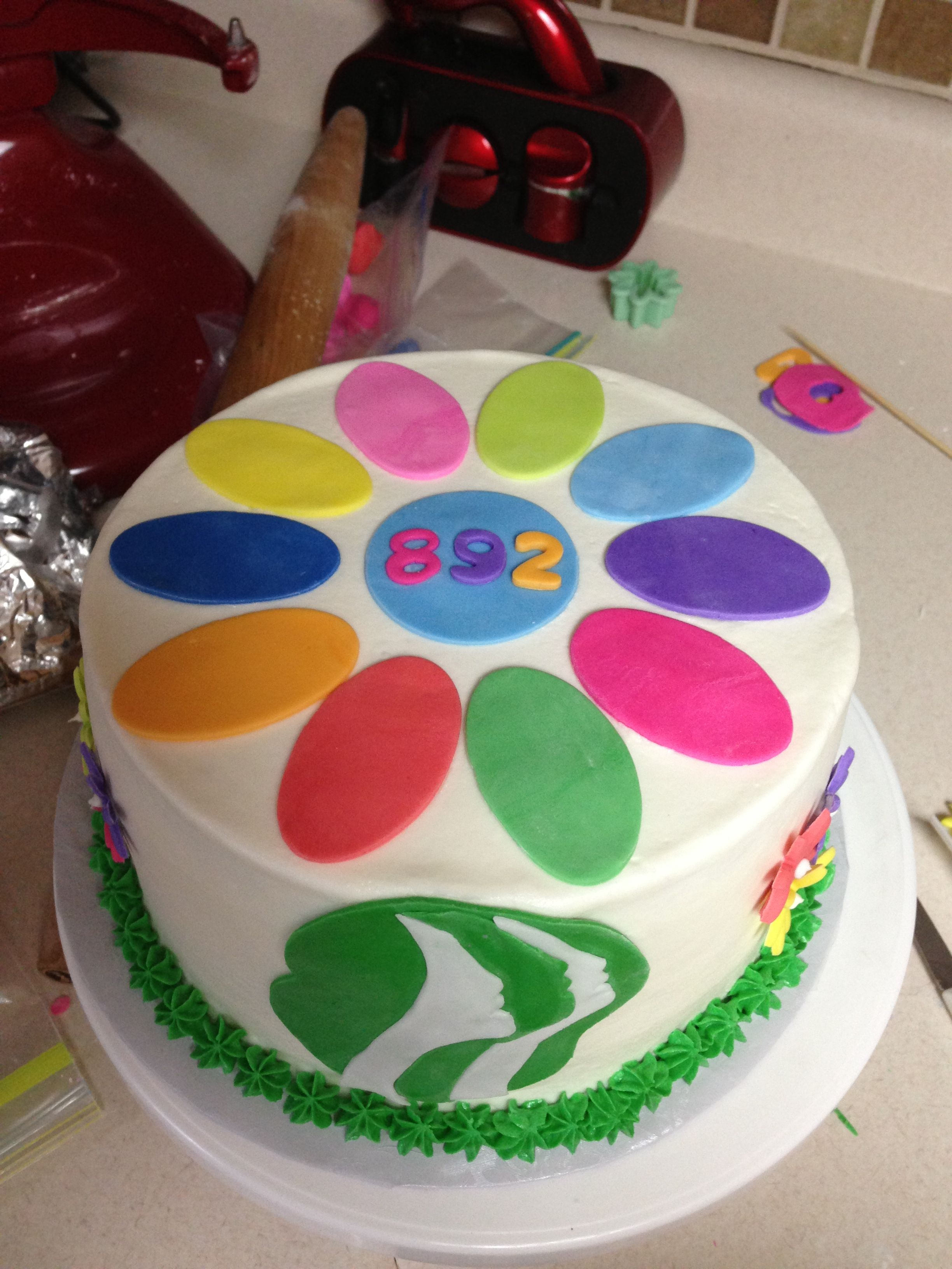 Cake Ideas For Girl Scouts : Girls Scout Cake Ideas 80867 Girl Scout Cake Party Ideas P