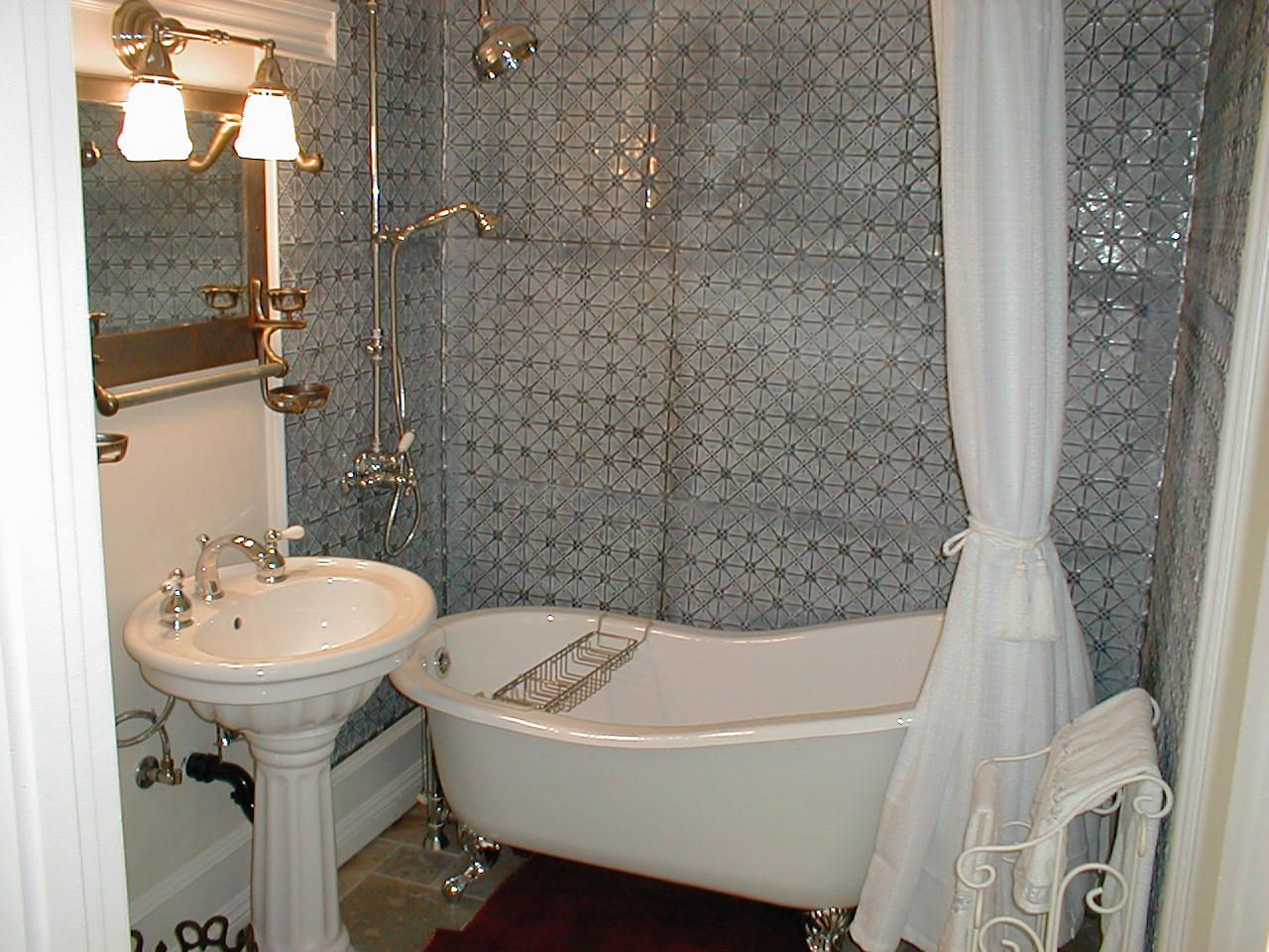 Clawfoot Tub Bathroom Design Ideas 28 Images Clawfoot Tub Separate Shower Ideas Pictures