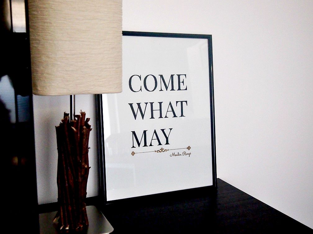 diy quote frame. Black Bedroom Furniture Sets. Home Design Ideas