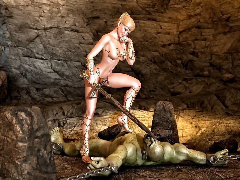 Warrior woman raped fantasy porn exposed picture