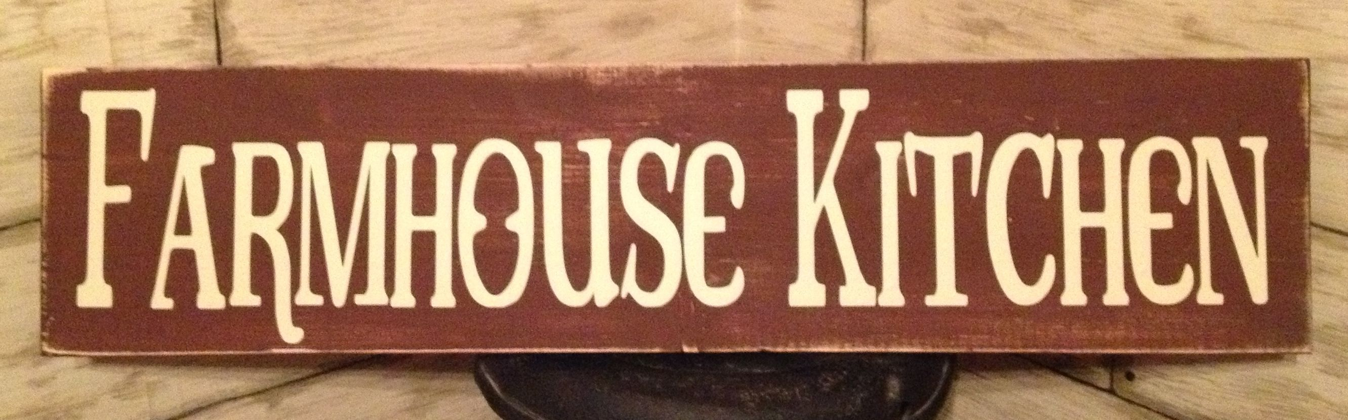 Farmhouse kitchen signs we have made pinterest