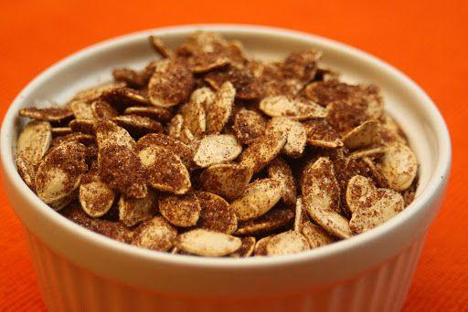 Cinnamon-Pumpkin Isomalt Candies Recipe — Dishmaps