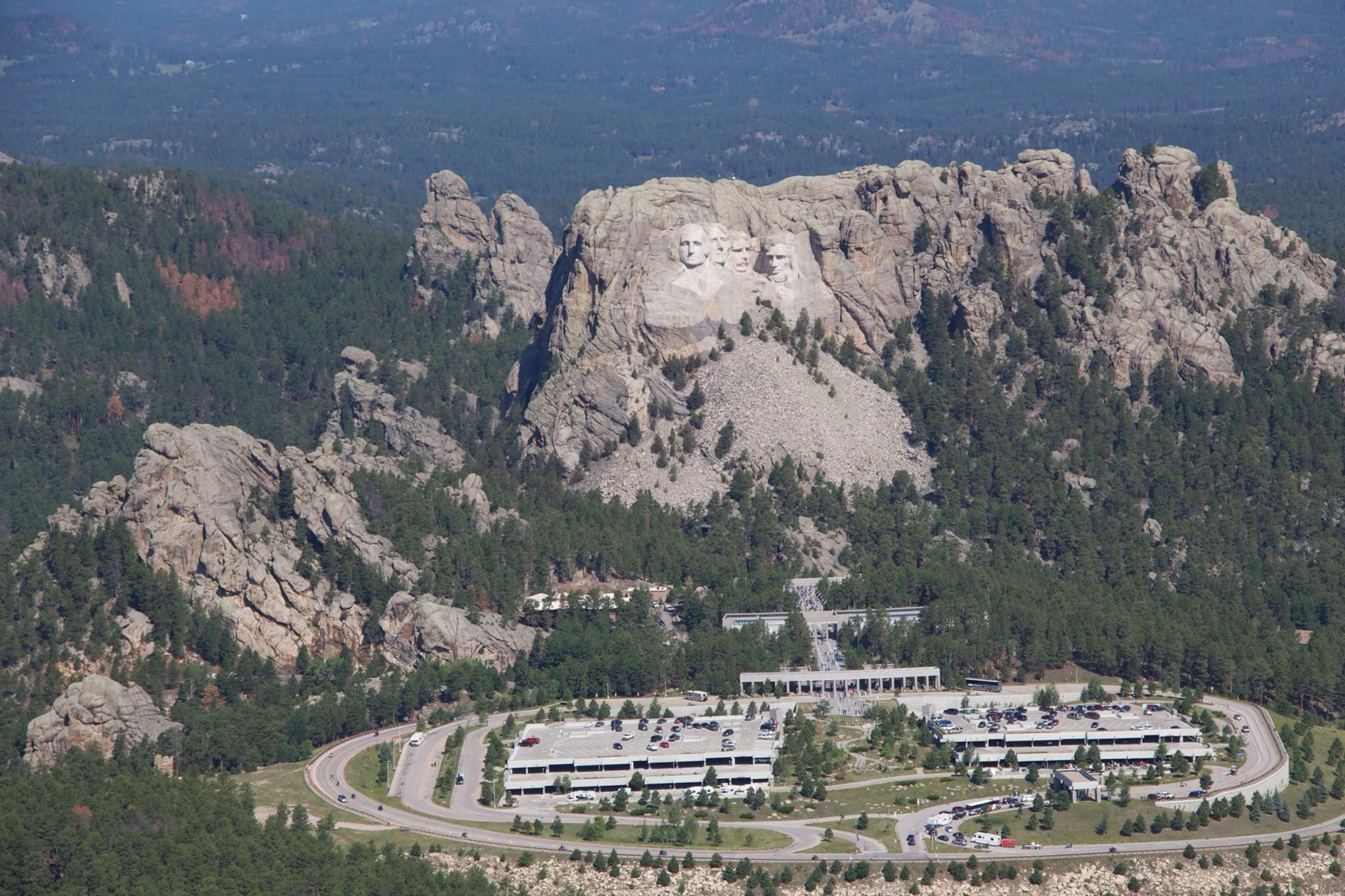 Mount Rushmore | National Parks | Pinterest: pinterest.com/pin/347340189983449120