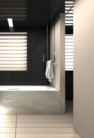 Benadi: Boat bathroom design