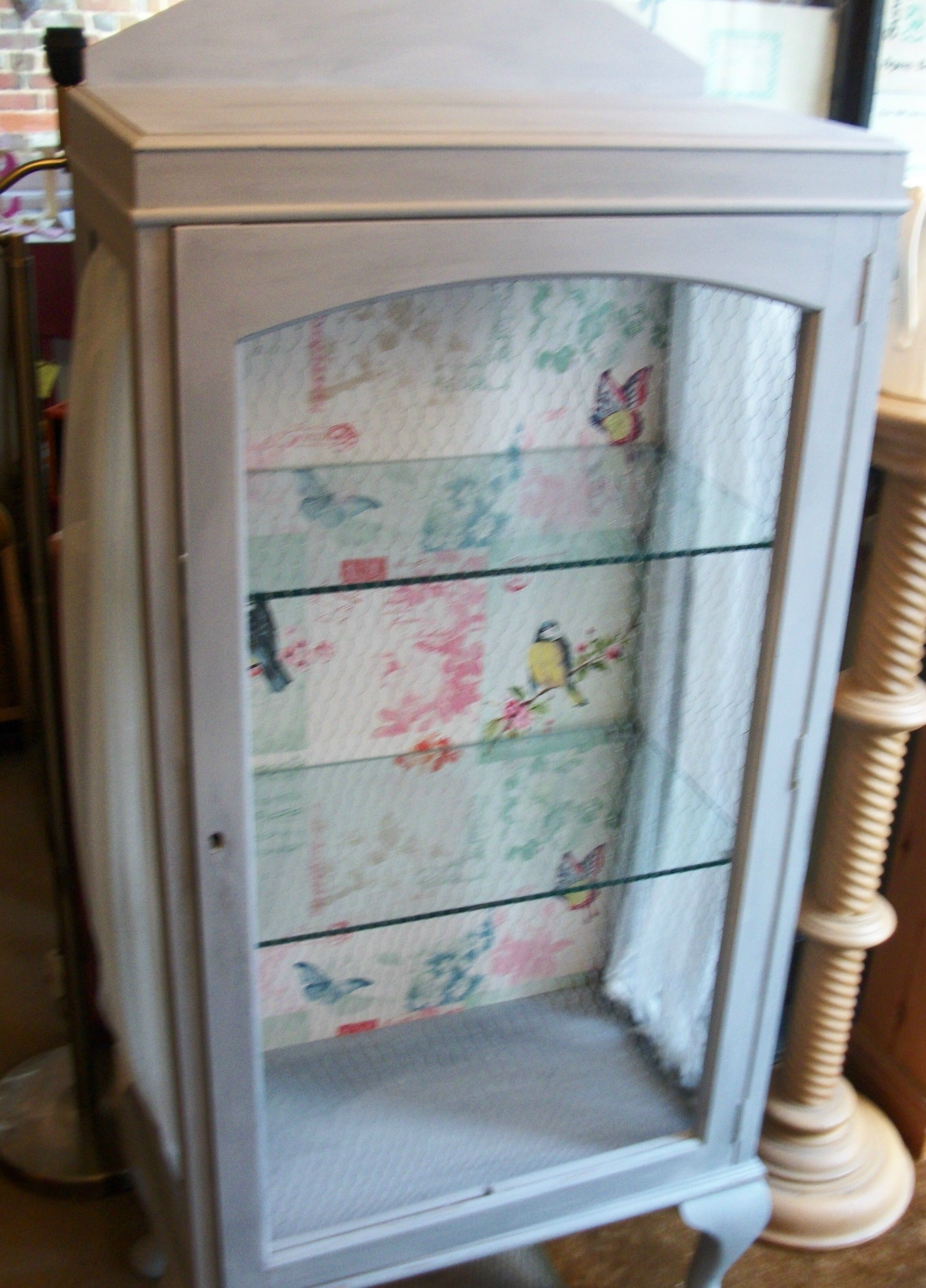Upcycled Display Cabinet Country Attic Pinterest. Full resolution  image, nominally Width 2298 Height 3195 pixels, image with #634934.