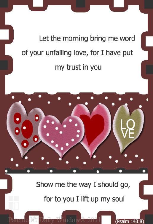 Daily Window Christian Cards | Faith and Inspiration