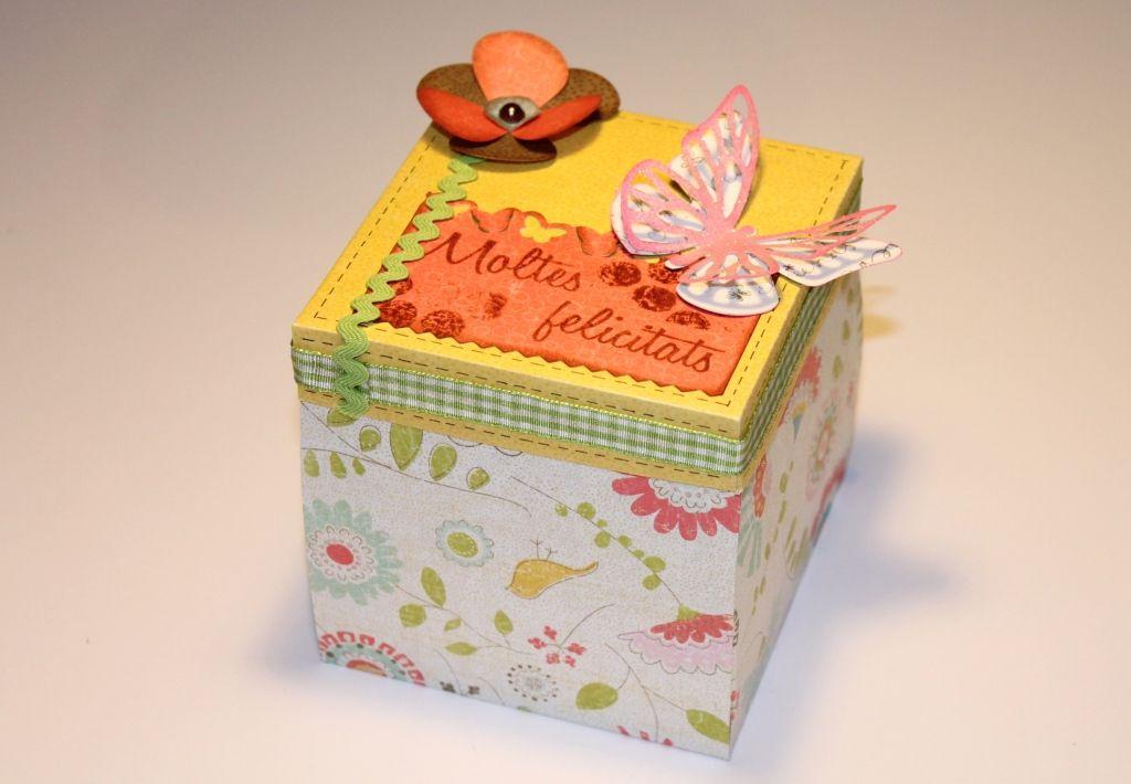 Cajitas sorpresas para felicitar cumplea os manualidades - Todo tipo de manualidades para hacer ...
