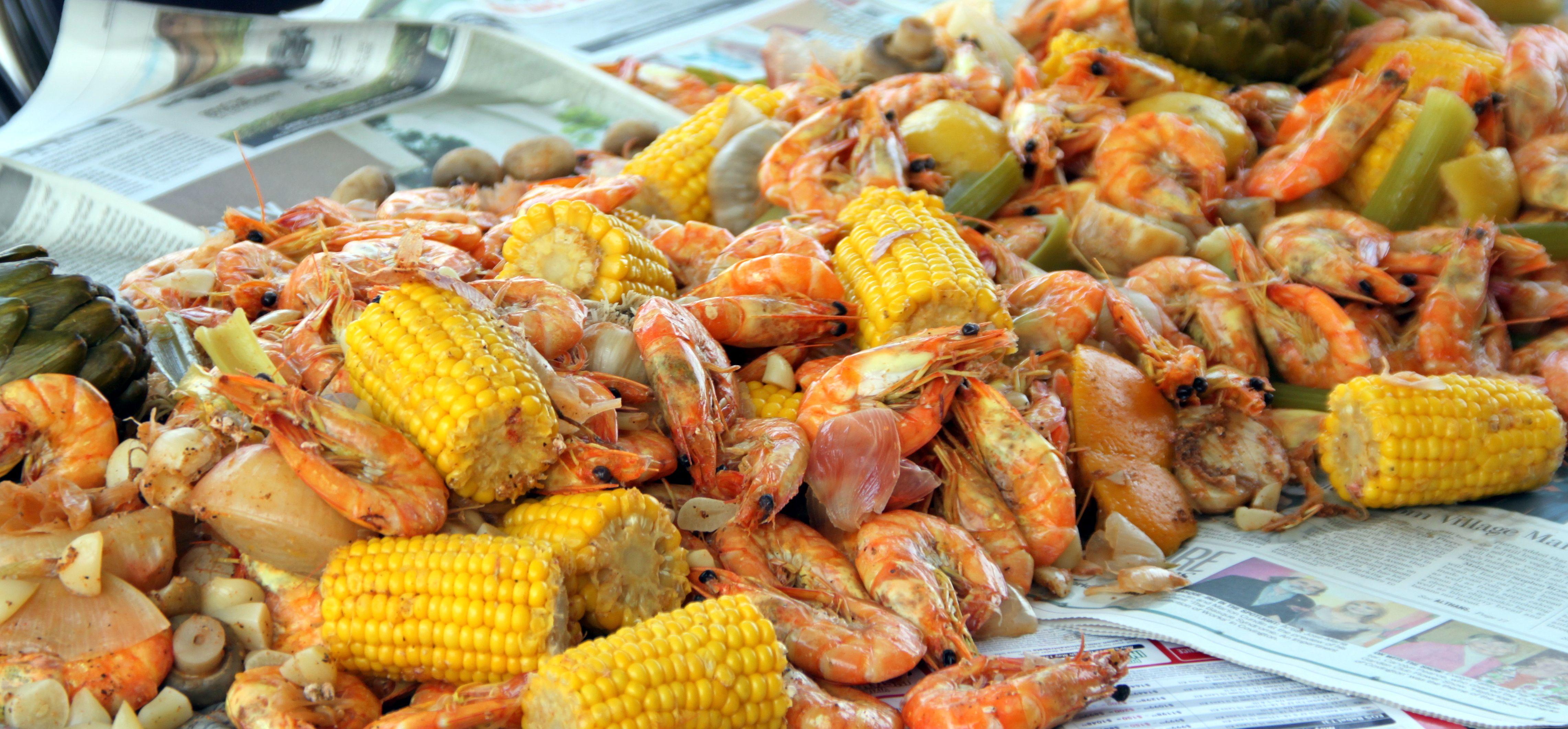 Cajun Shrimp Boil Recipe — Dishmaps