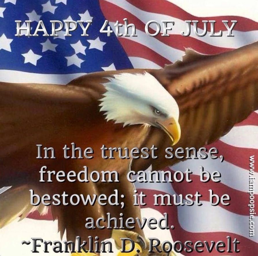 4 of july quotes