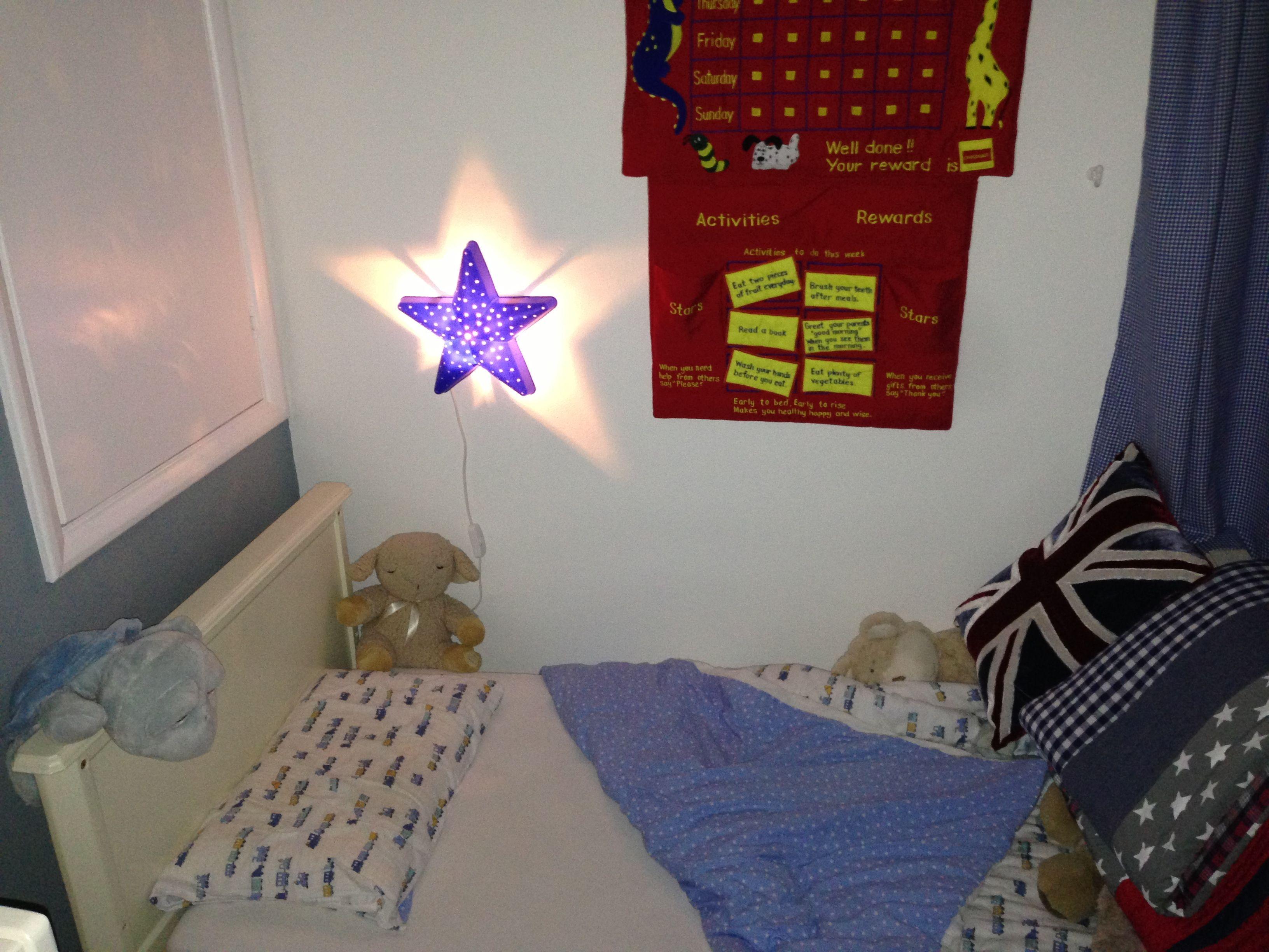 Bedroom night light 28 images love cabin babys bedroom for Bedroom night light