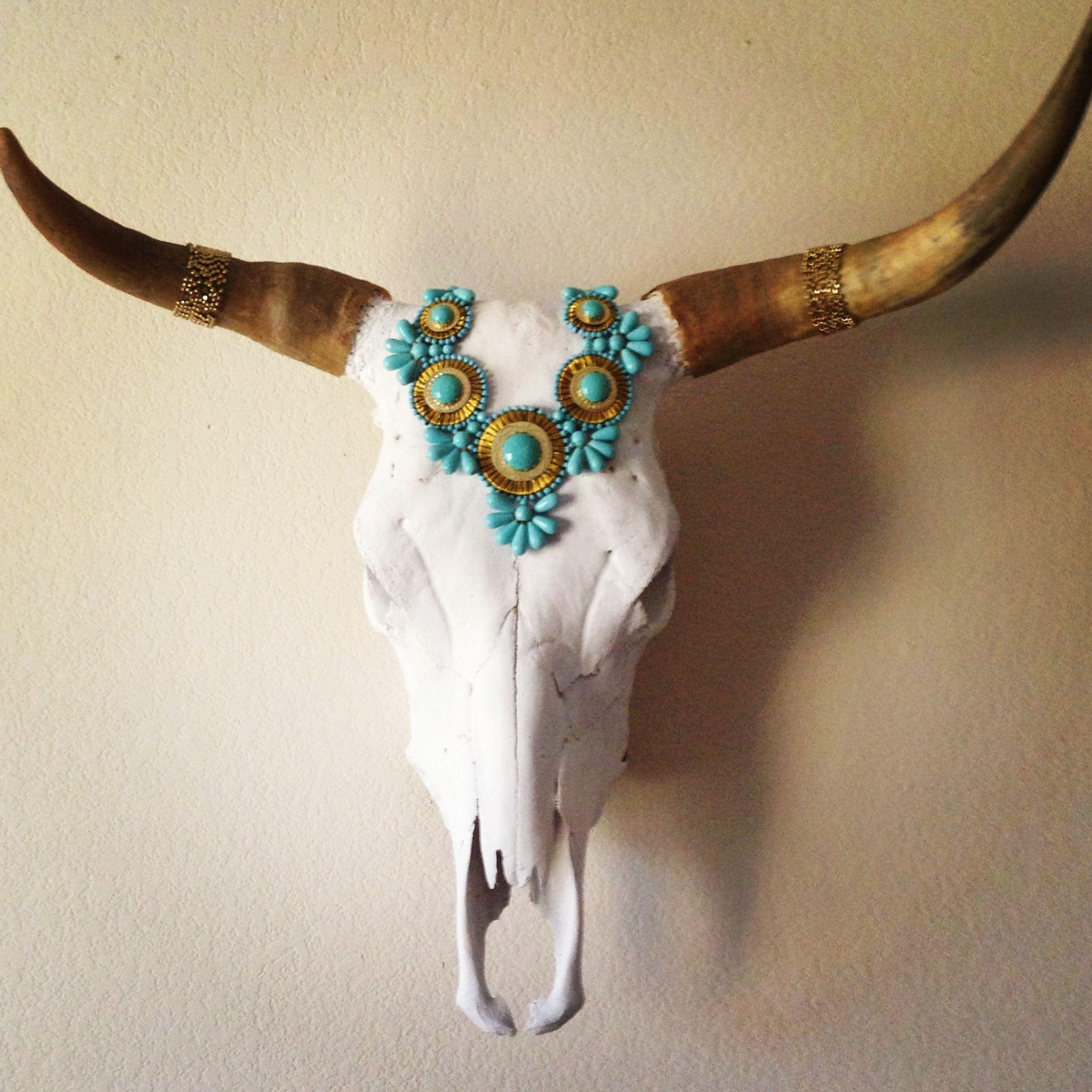 Animal skull headdress