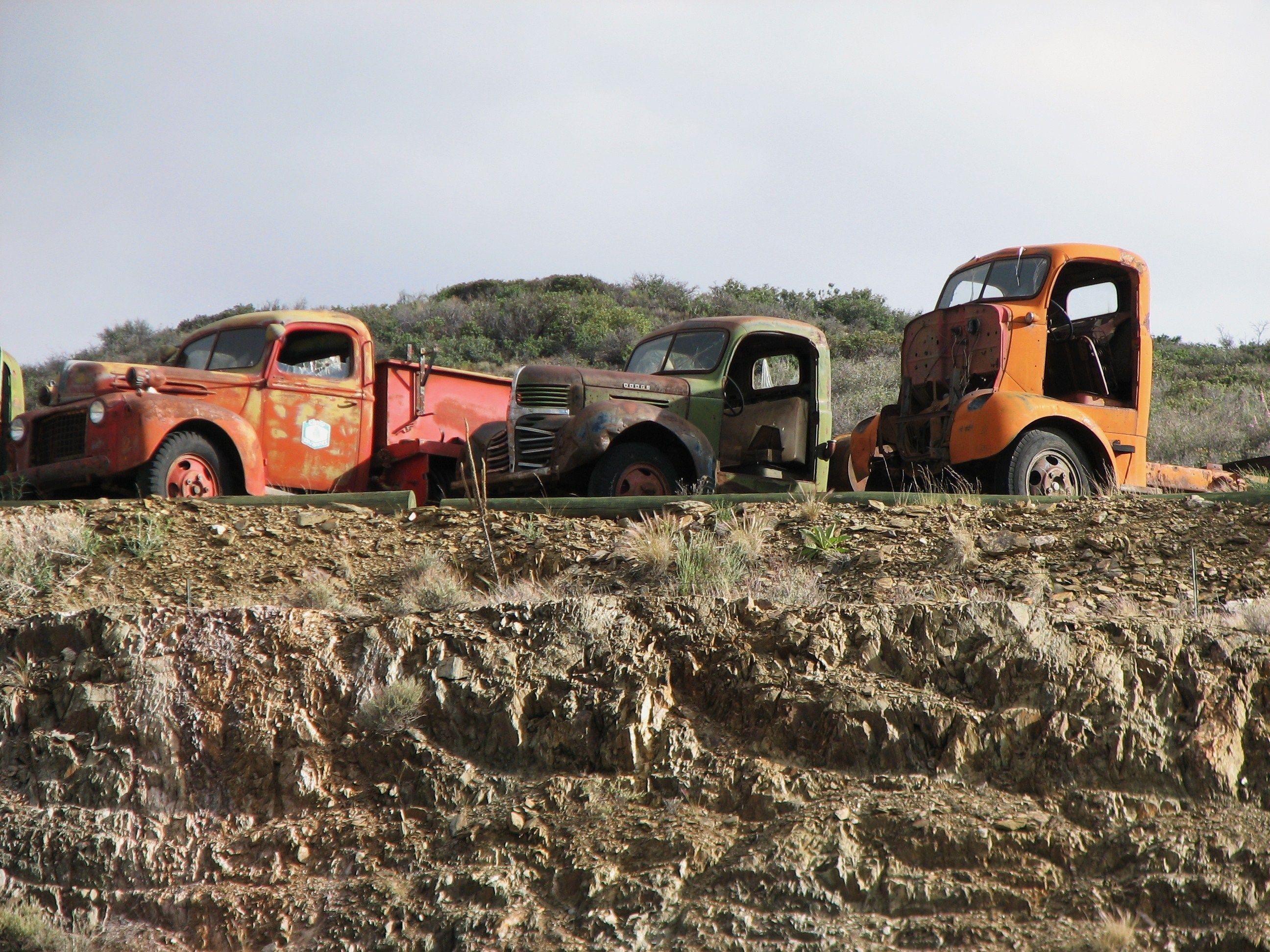 Junkyard Cars Bing Images