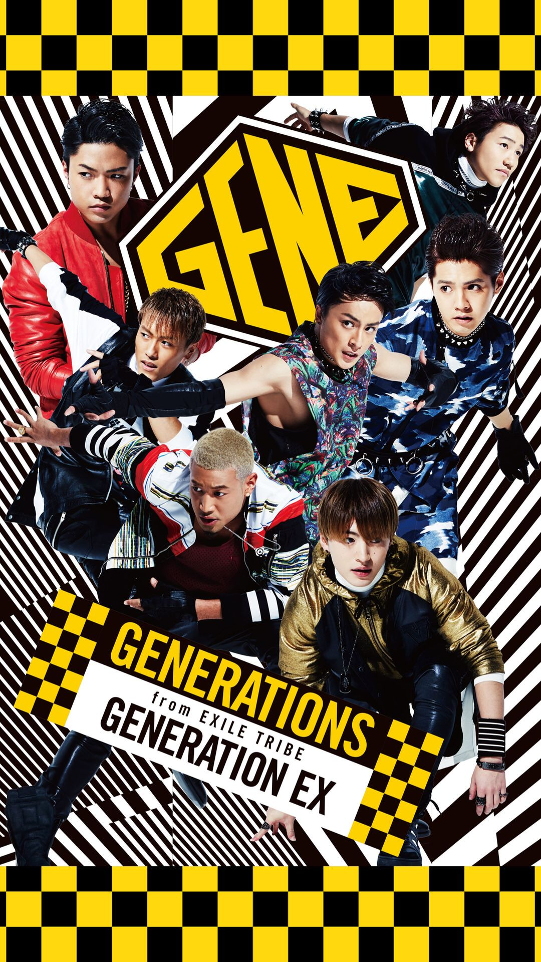 GENERATIONS from EXILE TRIBEの画像 p1_5