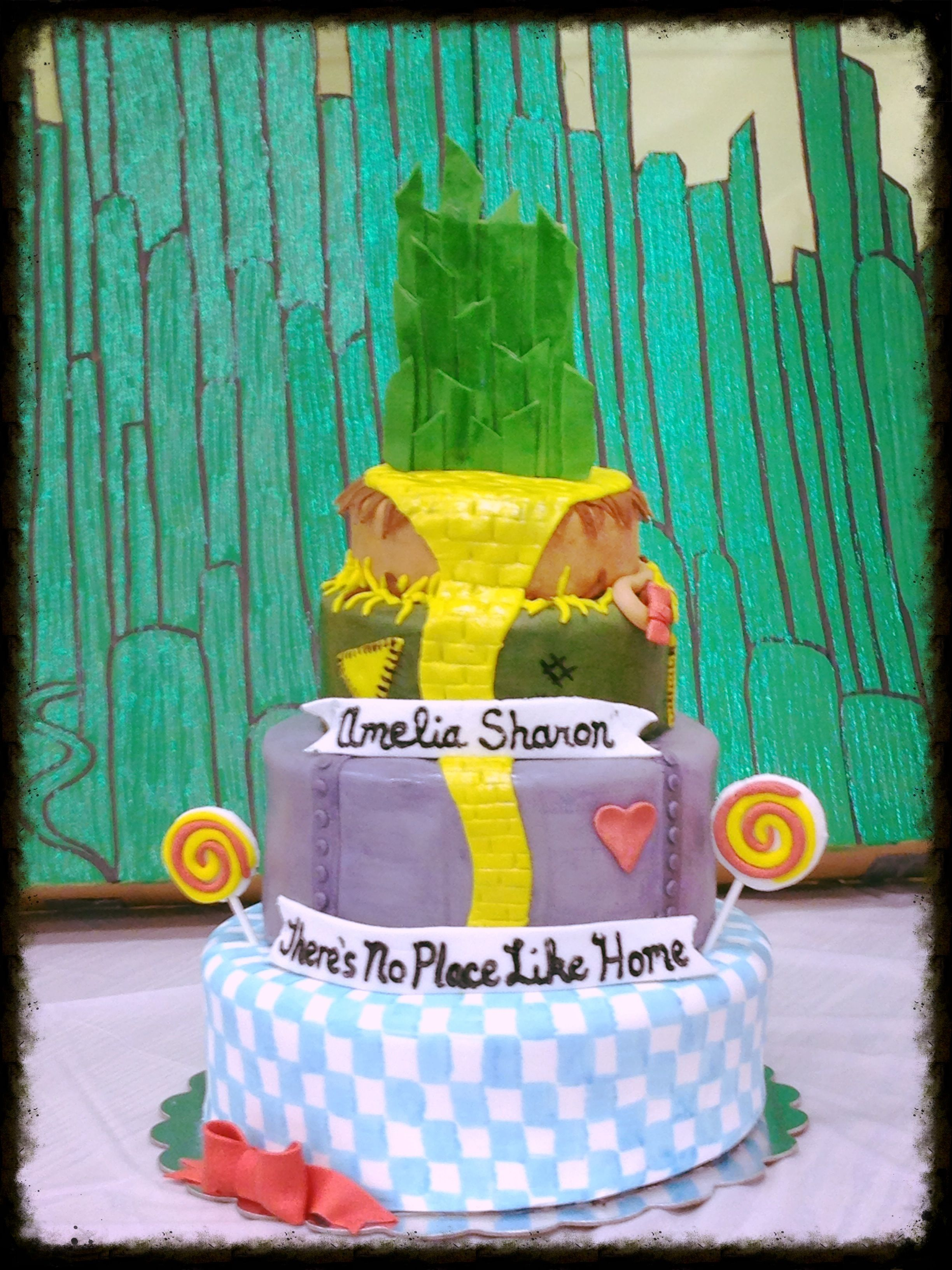 wizard of oz baby shower cake all things wizard of oz pinterest
