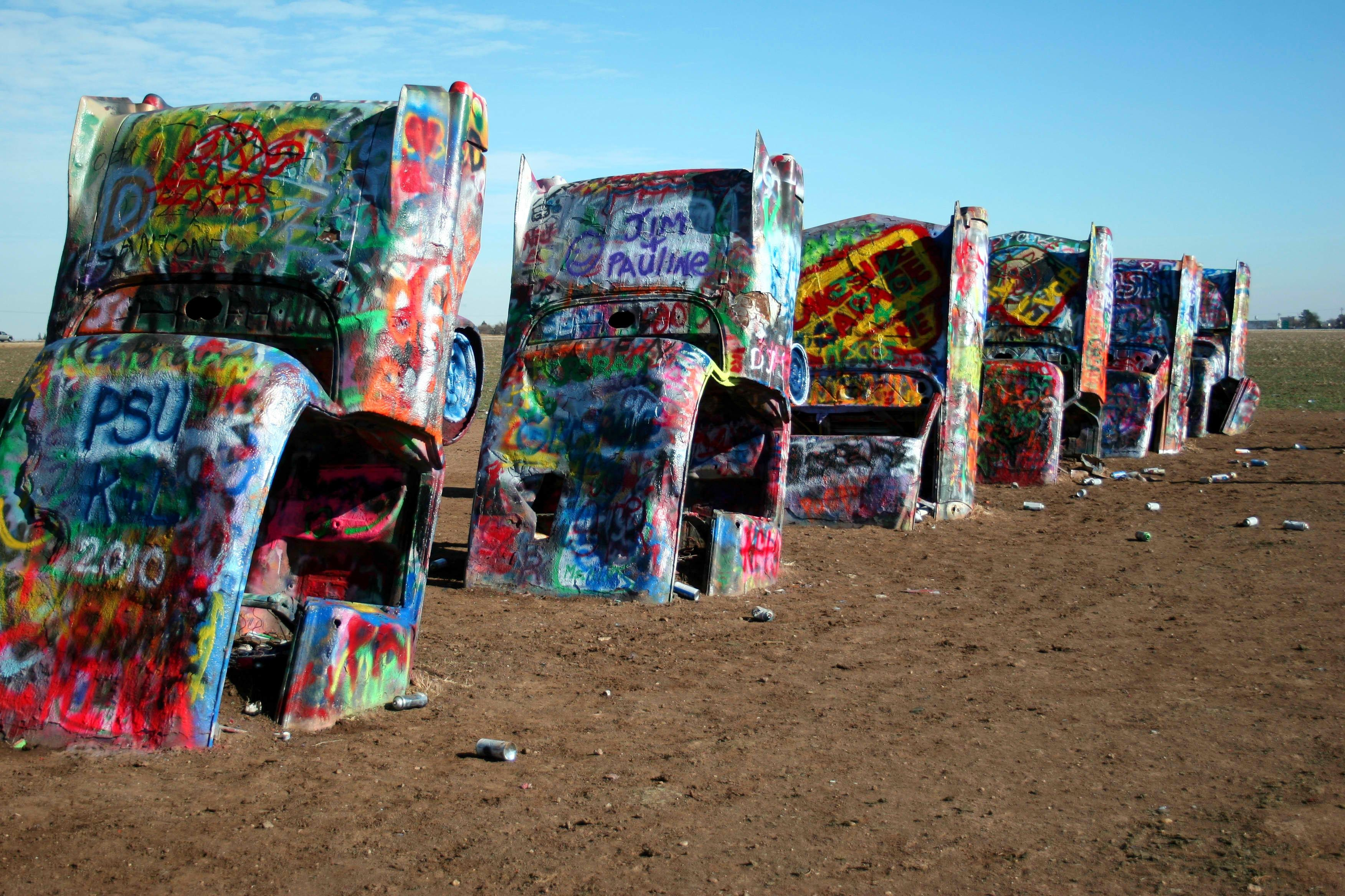 cadillac ranch amarillo tx i 39 ve been there pinterest. Cars Review. Best American Auto & Cars Review