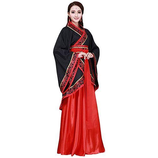 ZooBoo Han Fu Traditional China Tang Fashion Classic Court Princess Costume for Women