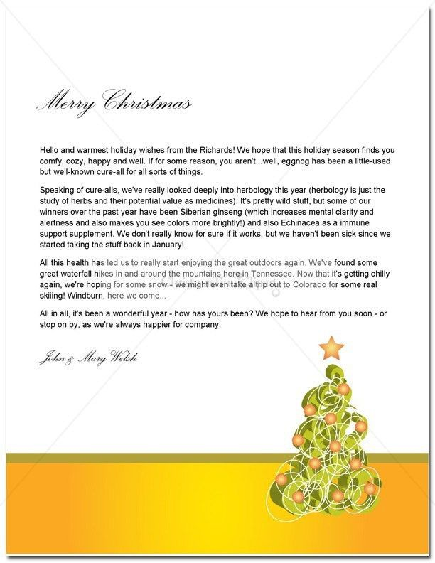 Christmas card letter examples 99 ideas christmas card writing business merry christmas letter sample best business cards spiritdancerdesigns Image collections