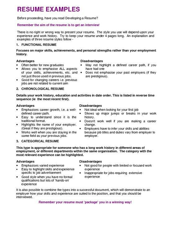 functional resume definition combination resume template jobstar - Functional Resume Definition