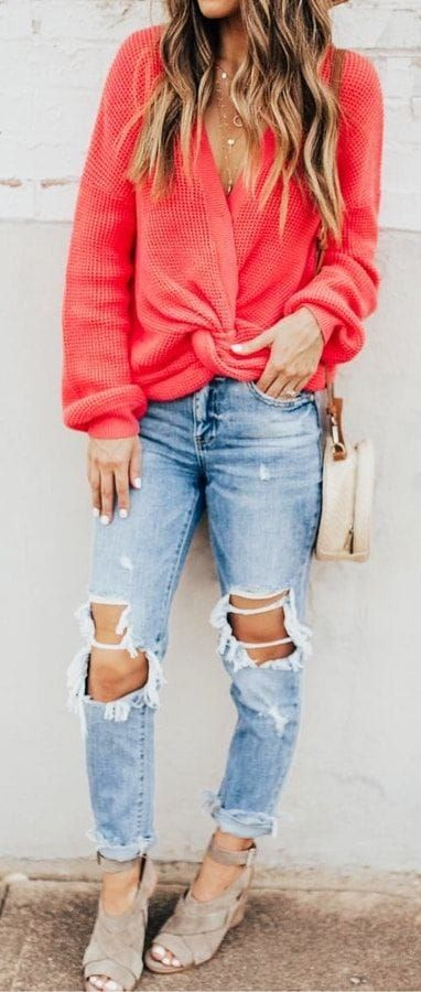 45 Flawless Fall Outfits To Copy This Moment / 05