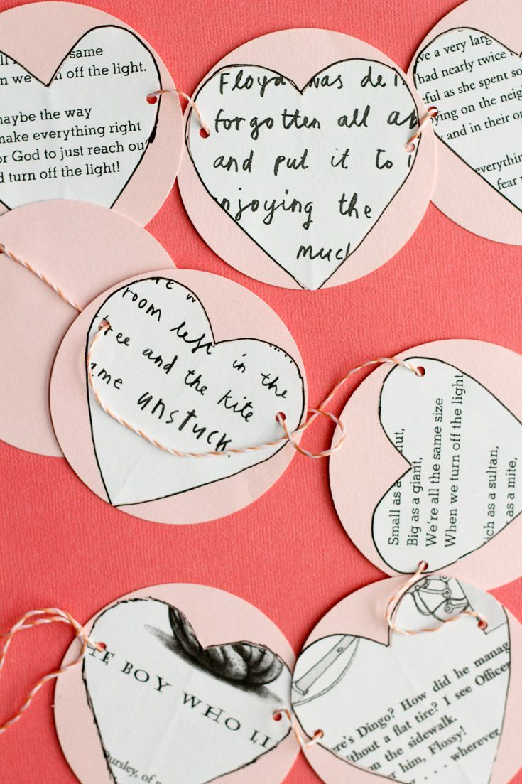 I Heart Reading: A Simple Valentine's Day Literacy Craft - Home Literacy Blueprint
