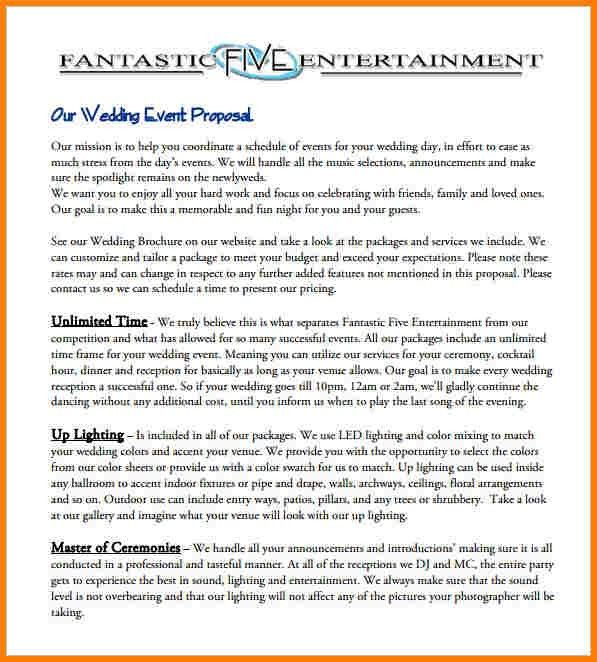 event planning proposal | resume-template.paasprovider.com