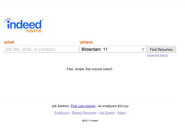indeed free resume search free resume search for employers resume