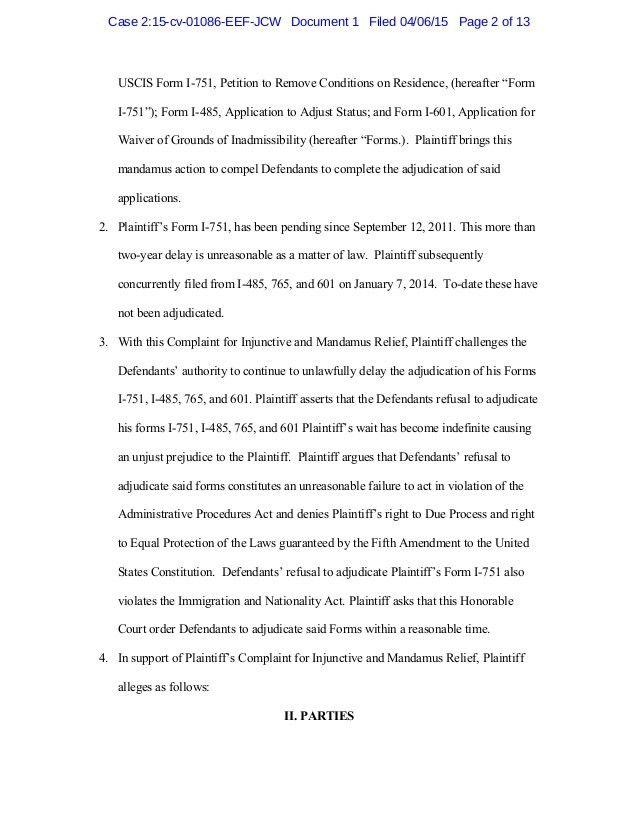 Wireless handset tester cover letter