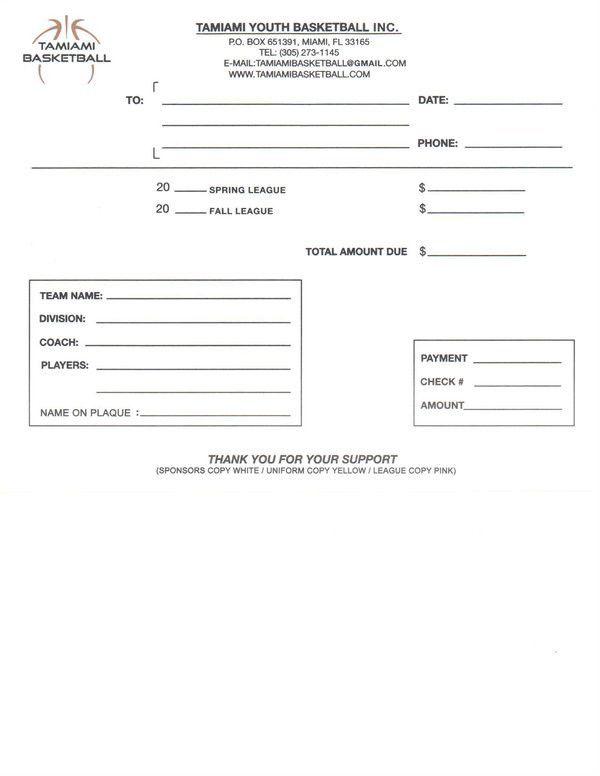 charity sponsor form template | node2002-cvresume.paasprovider.com