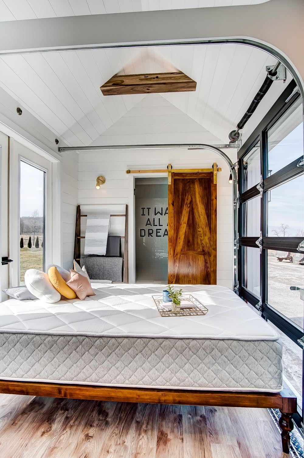 This Tiny House Is 238 Square Feet of Home Decor Inspiration | Brit + Co