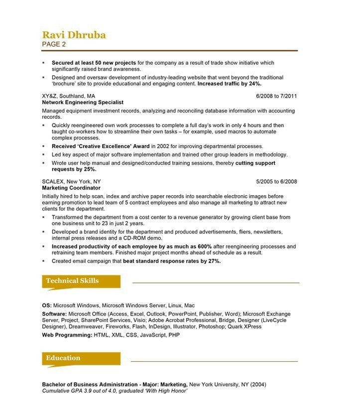qa specialist sample resume - Qa Specialist Sample Resume