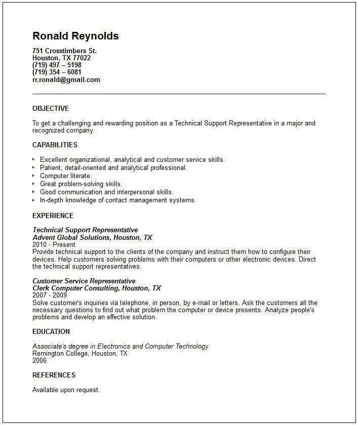 technical skills examples resume professional highlights on