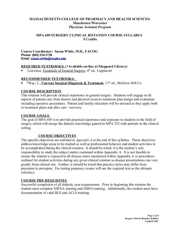 physician resume